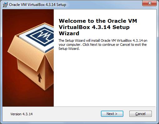 как установить virtualbox 1