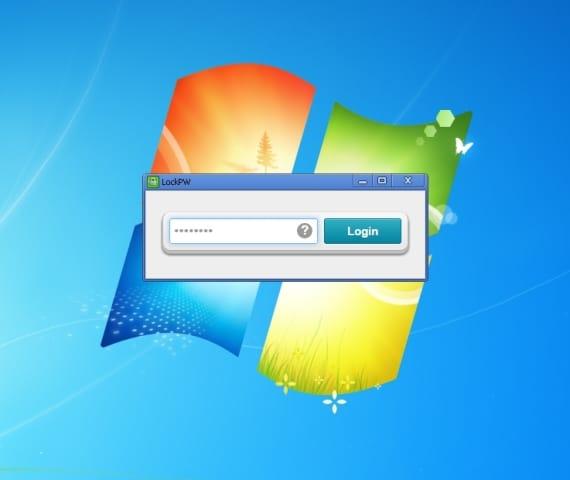 LockPW - заблокировать Google Chrome 5