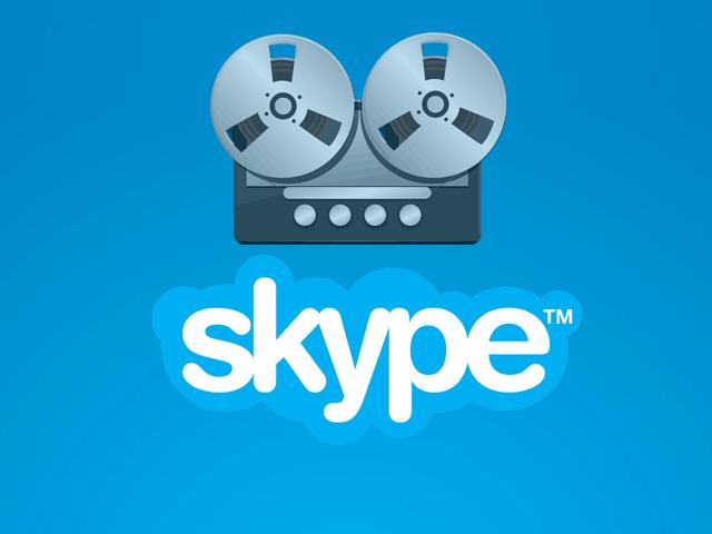 Як записати розмова в скайпі?