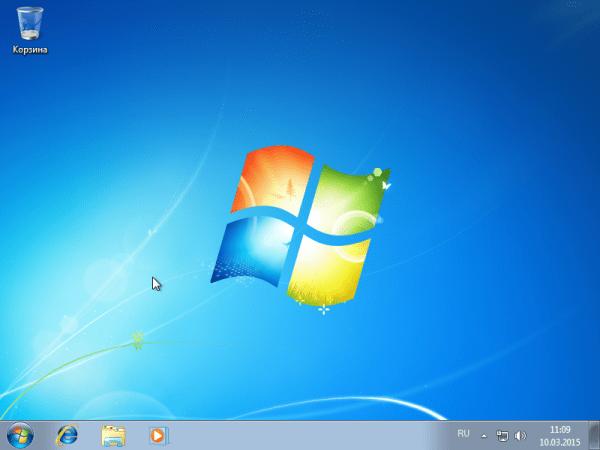 Kak sbrosit parol Windows 9