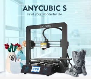 Anycubic Mega-S NEW
